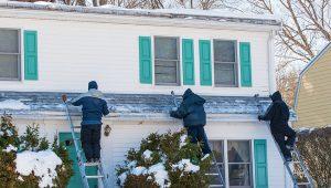 سقف جدید برای زمستان
