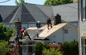 تمام مراحل تعویض یک سقف