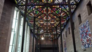 سقف شیشه ای آکمیا