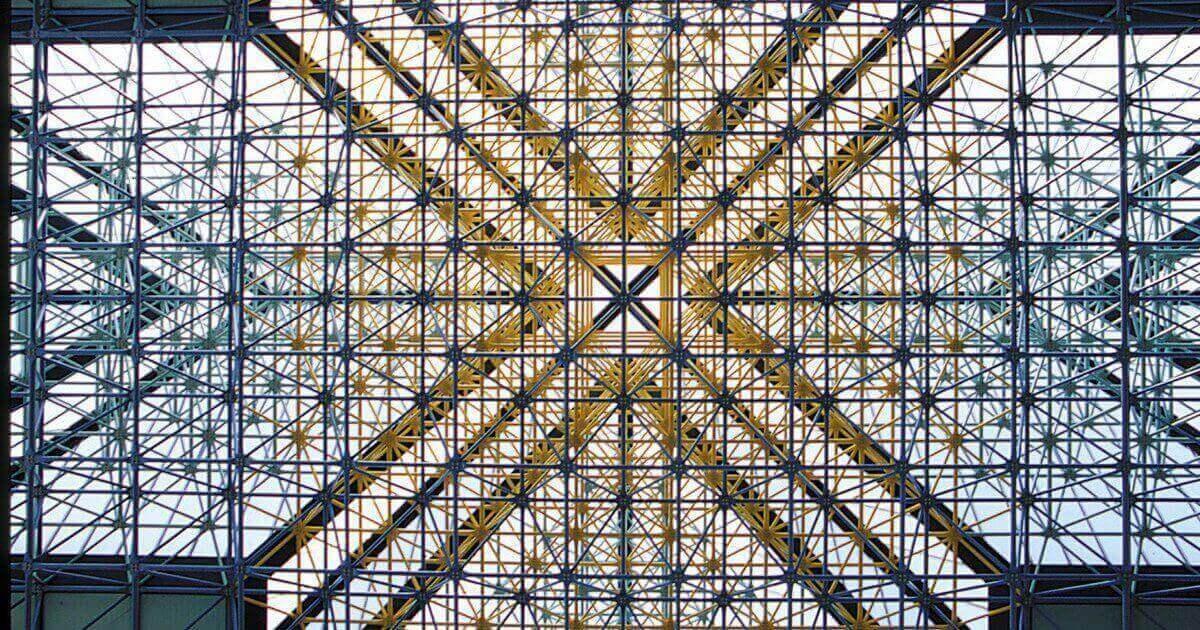 سقف ساختمان های صنعتی