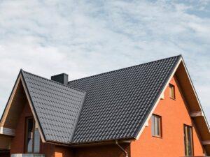 سقف شیروانی چهار طرفه