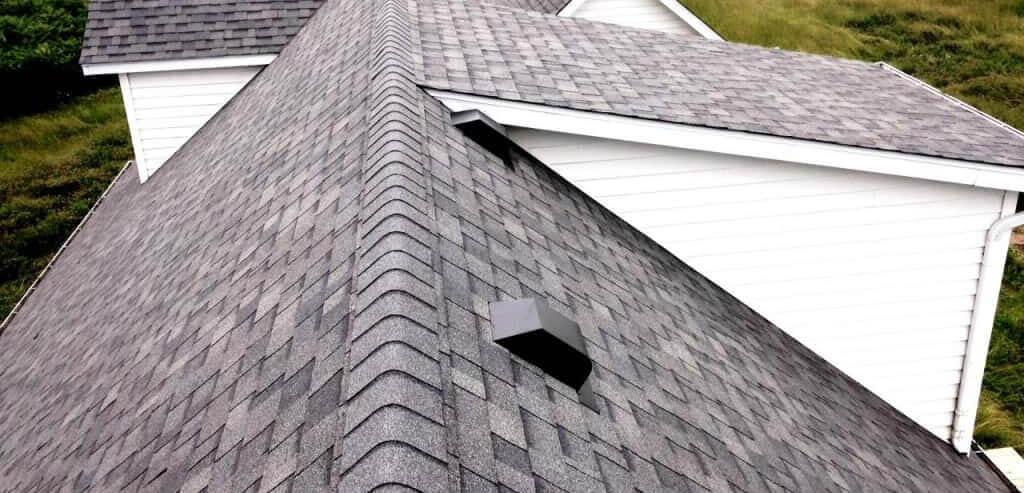 سقف شیبدار با شیب کم